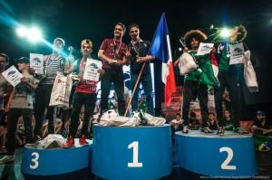 1st place - Gautier & Clem