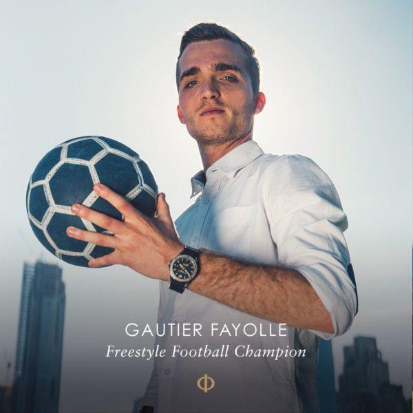 influenceur football freestyle